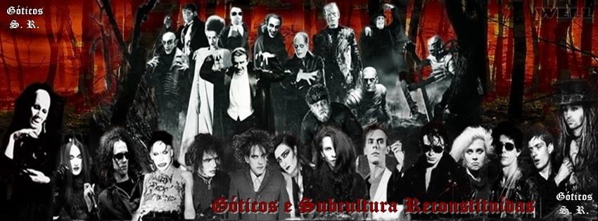 subcultura gotica