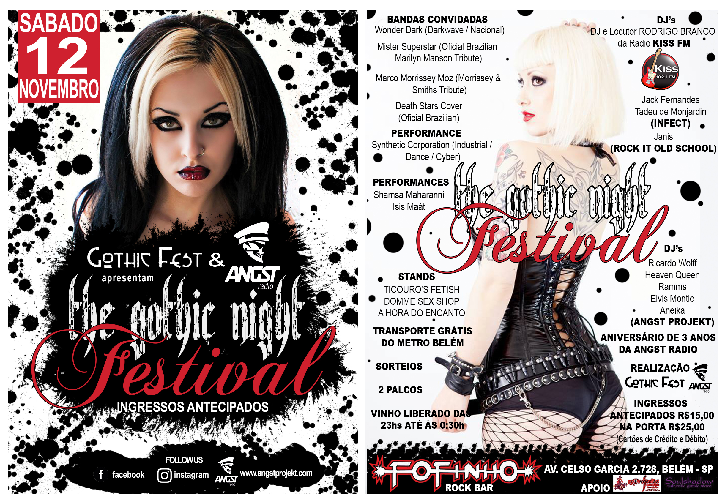 The Gothic Night Festival