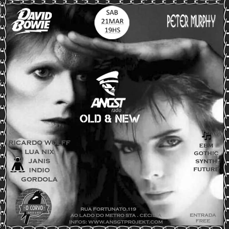 Bowie e Peter